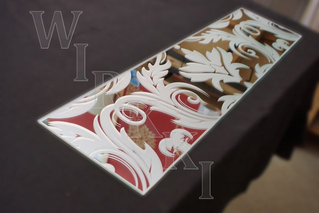 chemical etching 42787 floral wsd